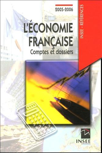 INSEE - L'économie française - Comptes et dossiers - Rapport sur les comptes de la nation de 2004.