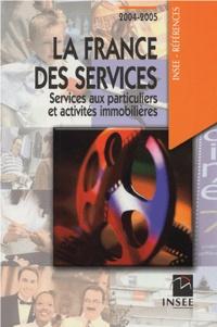 Histoiresdenlire.be La France des services - Services aux particuliers et activités immobilières Image