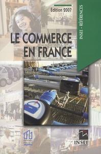 INSEE - Le commerce en France.
