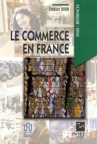 INSEE - Le commerce en France.