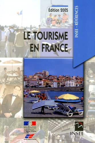INSEE - Le tourisme en France.