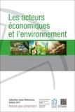 INSEE - Les acteurs économiques et l'environnement.