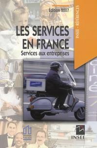 Histoiresdenlire.be Les services en France - Services aux entreprises Image