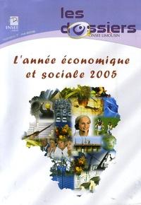Insee Limousin - L'année économique et sociale 2005.