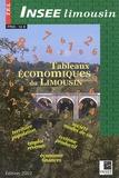 Insee Limousin - Tableaux économiques du Limousin.