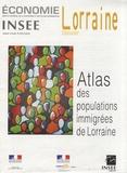 INSEE Lorraine - Atlas des populations immigrées de Lorraine.