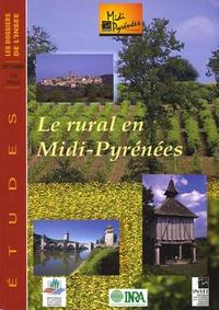 INSEE Midi-Pyrénées - Le rural en Midi-Pyrénées.
