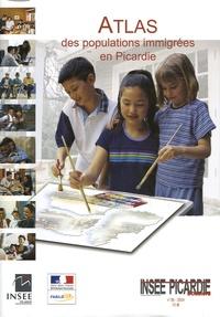 INSEE Picardie - Atlas des populations immigrées en Picardie.