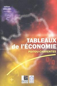 INSEE Poitou-Charentes - Tableaux de l'économie Poitou-Charentes.