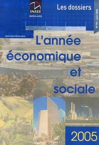 INSEE Rhône-Alpes - L'année économique et sociale.