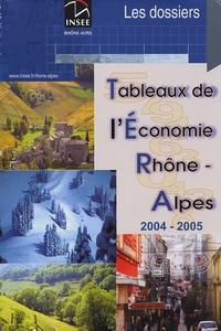 INSEE Rhône-Alpes - Tableaux de l'Economie Rhône-Alpes.