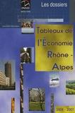 INSEE Rhône-Alpes - Tableaux de l'économie Rhône-Alpes.