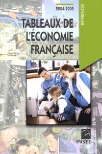 Tableaux de l'économie française -  INSEE pdf epub