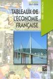 INSEE et Isabelle Gauchenot - Tableaux de l'économie française.