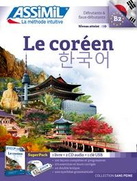 Deedr.fr Le coréen B2 - SuperPack 1 livre, 1 clé USB Image