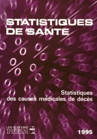 Inserm - Statistiques des causes médicales de décès, 1995.