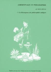 Institut Claude Longeon - La Résurgence des philosophies antiques.