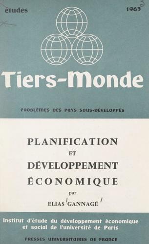 Planification et développement économique