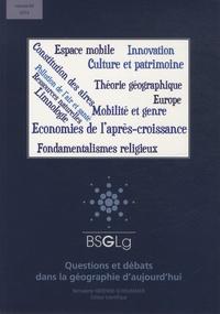 Bulletin de la Société géographique de Liège N° 62, 2014.pdf
