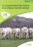 Institut de l'élevage - Le comportement des bovins et la relation homme-animal.