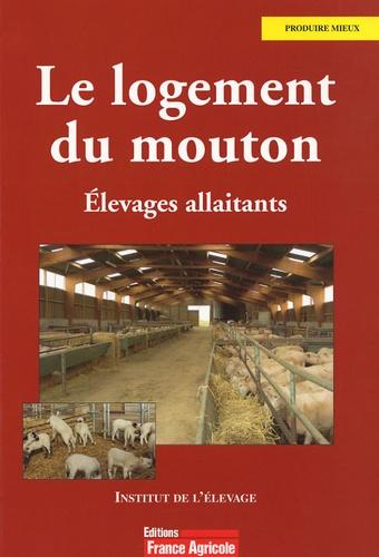 Institut de l'élevage - Le logement du mouton - Elevages allaitants.