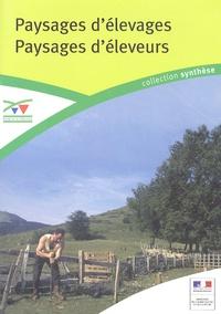 Institut de l'élevage - Paysages d'élevages, paysages d'éleveurs.