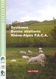 Institut de l'élevage - Systèmes Bovins allaitants Rhône-Alpes PACA.