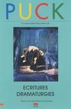 Brunella Eruli - Puck N° 8/1995 : Ecritures - Dramaturgies.
