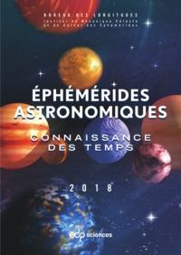 Institut de Mécanique Céleste - Ephémérides astronomiques 2018.