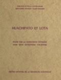 Institut de recherches sociolo et Lucien Brams - Huachipato et Lota - Étude sur la conscience ouvrière dans deux entreprises chiliennes.