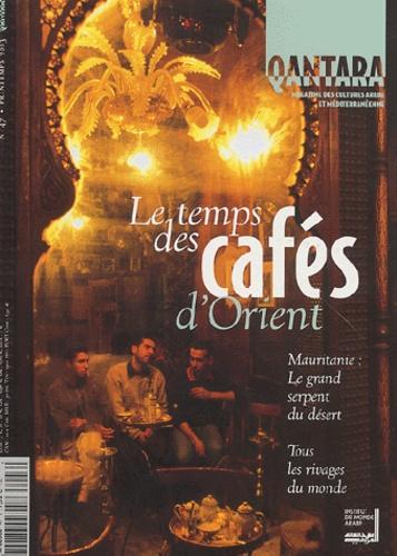 IMA - Qantara N° 47 Printemps 2003 : Le temps des cafés d'Orient.