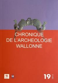 Jean Plumier - Chronique de l'Archéologie wallonne N° 19 - 2012 : .