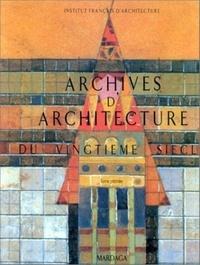 Institut Français Architecture - .