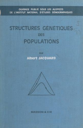 Structures génétiques des populations