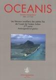 Virginie Duvat - Oceanis Volume 31 N° 3/4/200 : Les littoraux coralliens des petites îles de l'ouest de l'océan Indien - 2e partie, Aménagement et gestion.
