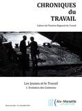 Mario Correia et Henri Eckert - Chroniques du Travail N° 1 : Les Jeunes et le Travail - Tome 1, Evolution des contextes.