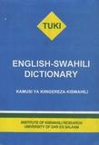 Institute Kiswahili Research - English-Swahili Dictionary - Kamusi Ya Kiingereza-Kiswahili - Edition bilingue anglais-swahili.