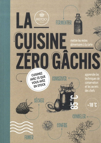 La cuisine zéro gâchis : cuisiner avec ce que vous avez en stock
