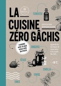 Instock et Selma Seddik - La cuisine zéro gâchis - Cuisinez avec ce que vous avez en stock.