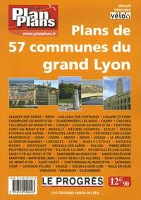 Intelligence Média - Plans de 57 communes du grand Lyon - Guide PlanPlans.