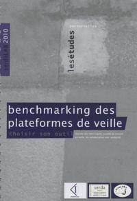 Inter-Ligere et Jérôme Bondu - Benchmarking des plateformes de veille - Choisir son outil.