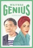 Marcel George - Genius writers playing cards.
