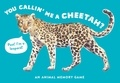 Marcel George - You callin' me a cheetah ? (Psst ! i'm a leopard !) - An animal memory game.