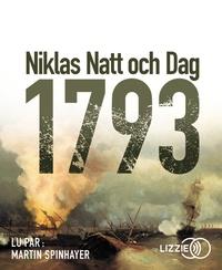 Niklas Natt och Dag - 1793. 1 CD audio MP3