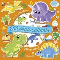 Coralie Vallageas - 250 autocollants dinosaures !.