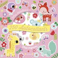 Stéphanie Rousseau - 250 autocollants - Trop mignons !.