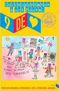 Alexandre Faure et Héliane Bernard - 9 de coeur N° 5 : Correspondance & art postal.
