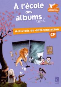 Agnès Perrin et Sophie Warnet - A l'école des albums CP Série 2 - Activités de différenciation. 1 Clé Usb