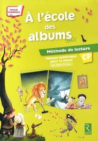 Agnès Perrin - A l'école des albums CP Série 2 - Manuel numérique pour la classe. 1 Cédérom