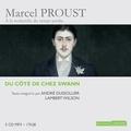 Marcel Proust - A la recherche du temps perdu Tome 1 : Du côté de chez Swann. 5 CD audio MP3